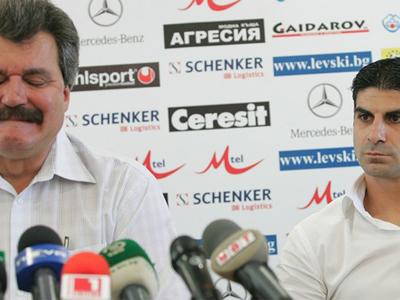 Тодор Батков и Георги Иванов