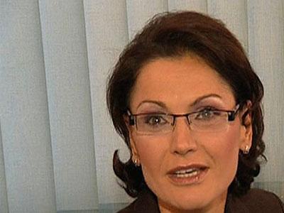 Говорителката на BTV Ани Салич, кояго живее в Рударци